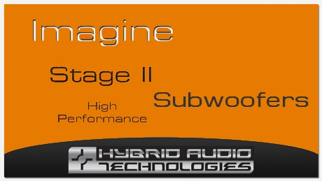 Imagine Subwoofers